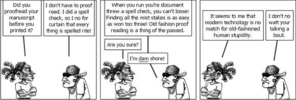 ProofreadingComic